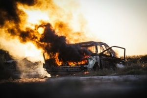Vehicle Fires Can Be More Dangerous Than the Accident That Causes Them