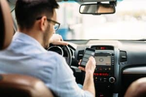 New Study Examines the Hazards of Texting while Driving in Tennessee