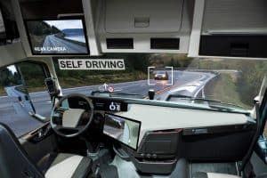Uber Closing Its Self-Driving Truck Business
