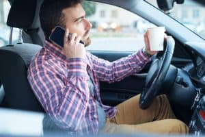 Identifying Distracted Drivers on the Road